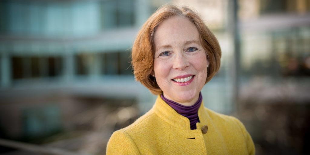 Professor Cynthia Bulik headshot